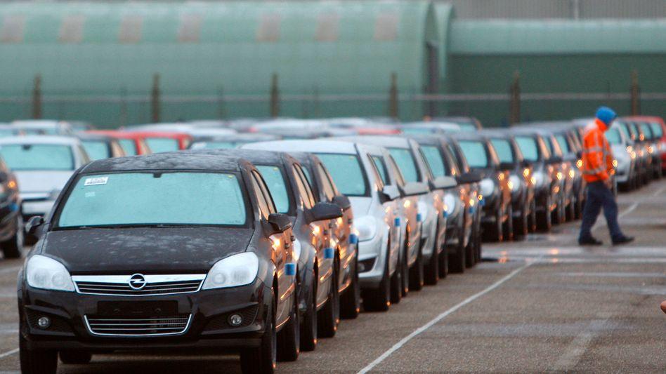 """Opel-Werk in Antwerpen: """"Zukunft nur ohne GM"""""""