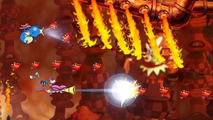 Angespielt: Rayman Origins