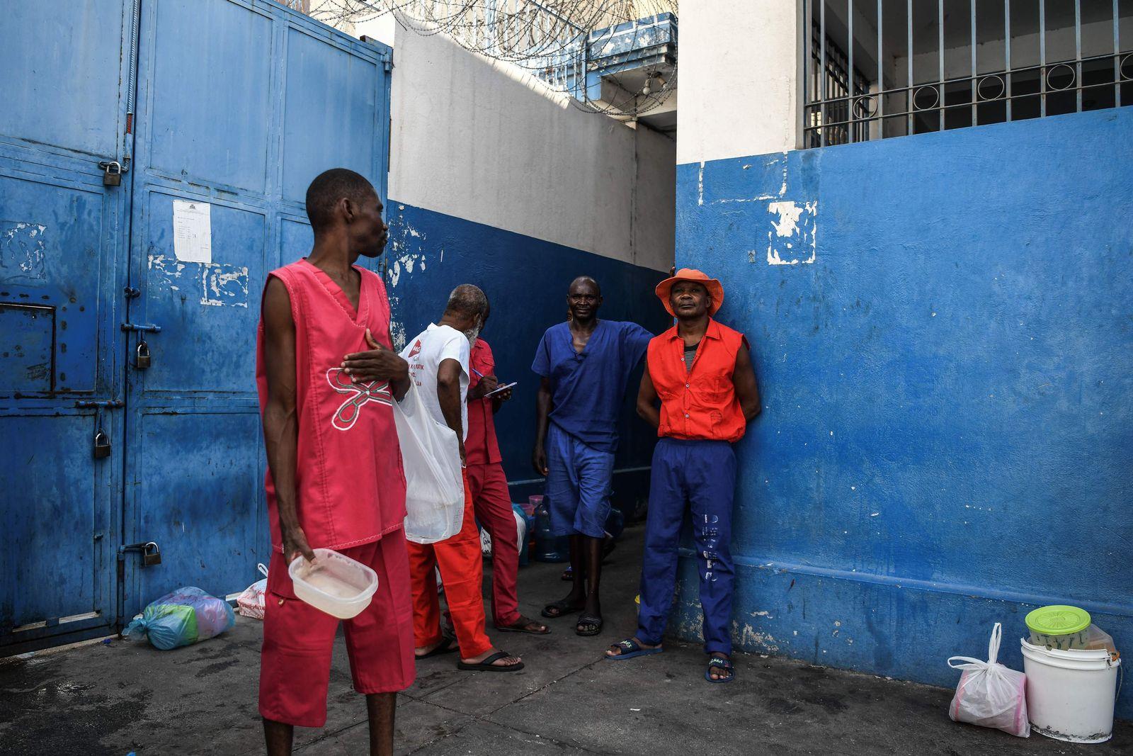 Haiti/ Gefängnis