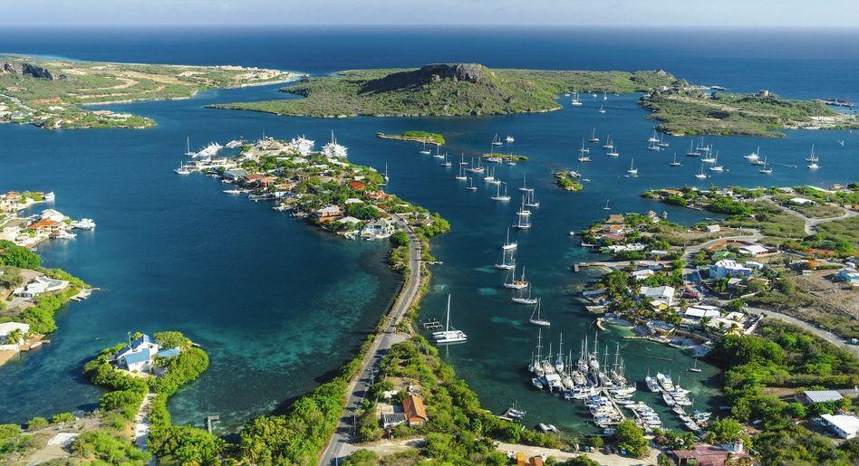 Karibikinsel Curaçao