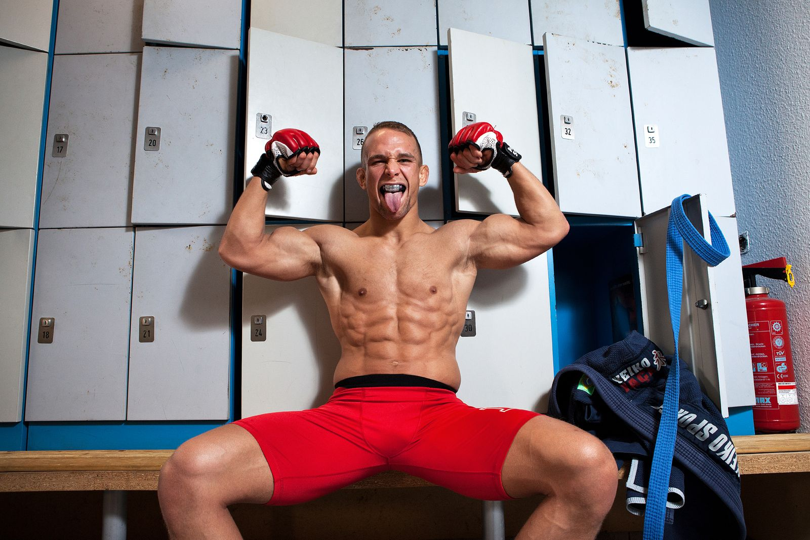 Nick Hein/ MMA