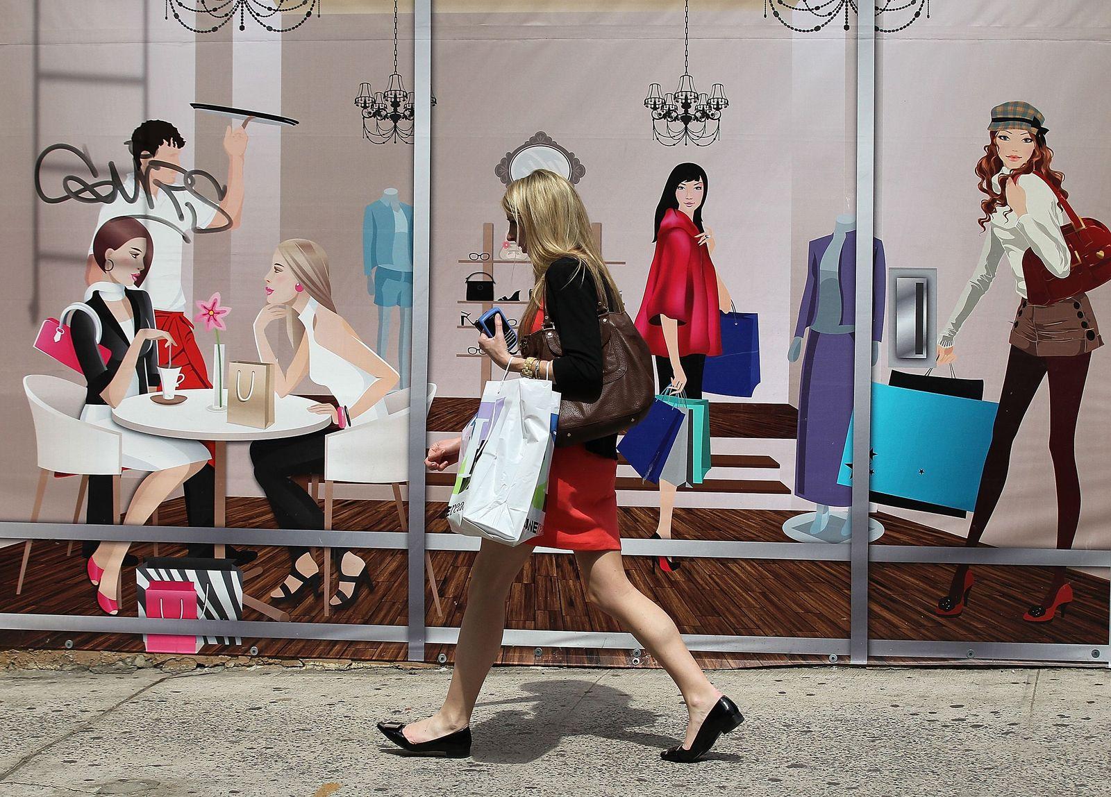 Symbolbild Shopping / Konsum