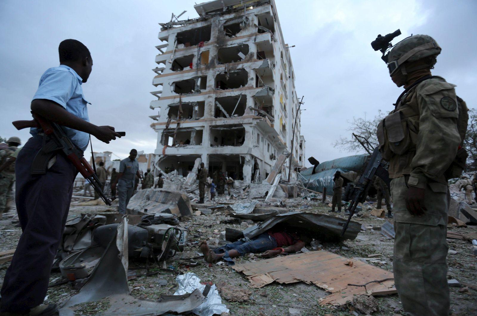 Somalia/Mogadischu