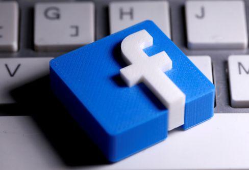 Leg doch mal das Facebook-Logo auf die Tastatur, könnte sich der Symbolfotofotograf gedacht haben