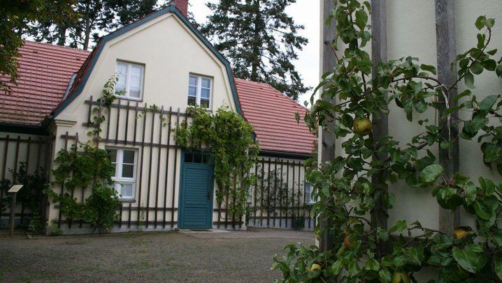 Carwitz: Hans Falladas Haus als Museum