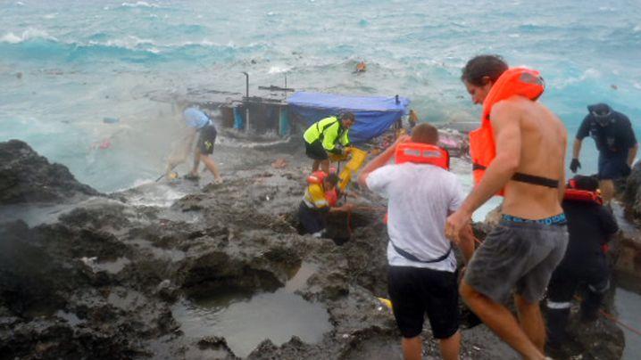 Australien: Tragödie vor Christmas Island