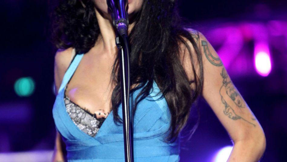 Zum Tod von Amy Winehouse: Schmerz, Sucht und Soul