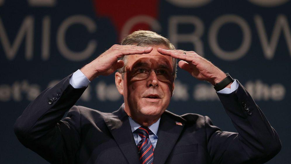 Europabesuch: Jeb Bush auf Reisen