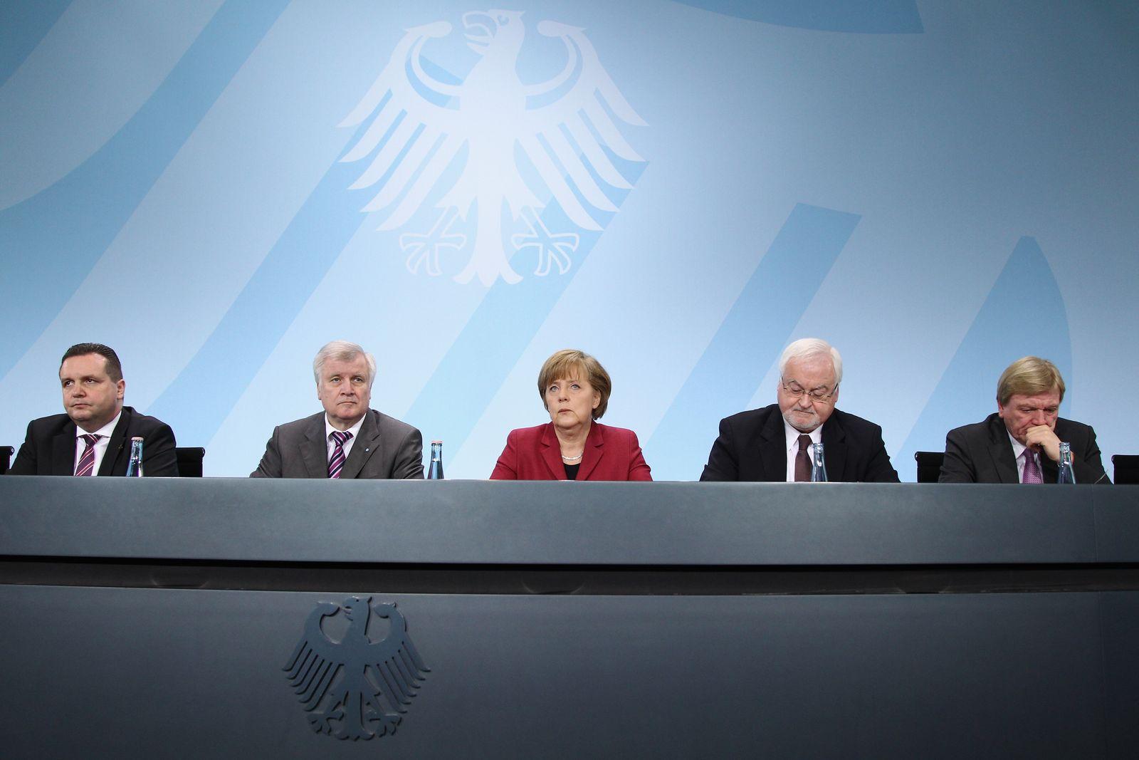 Merkel und die anderen