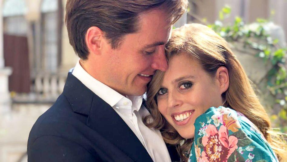Prinzessin Beatrice und Edoardo Mozzi: Die nächste royale Hochzeit naht