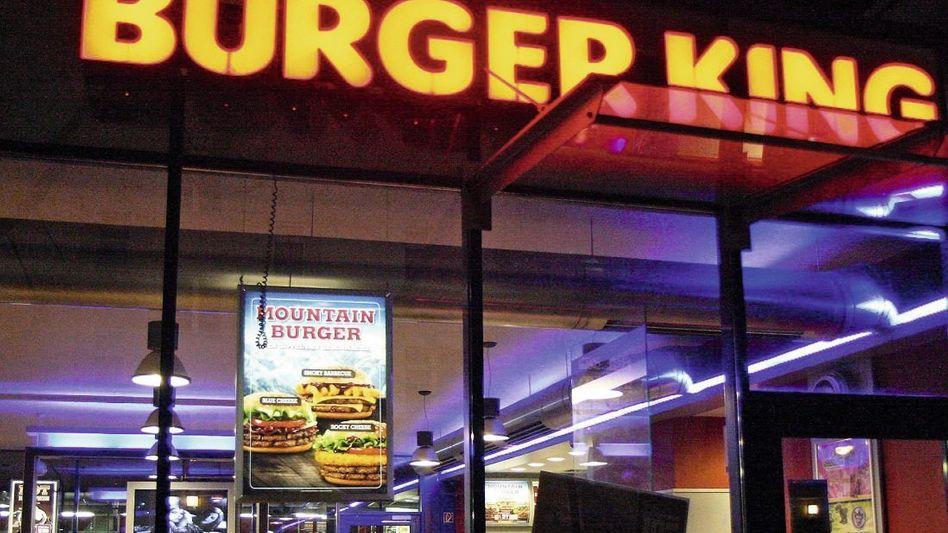 Burger-King-Filiale in Berlin