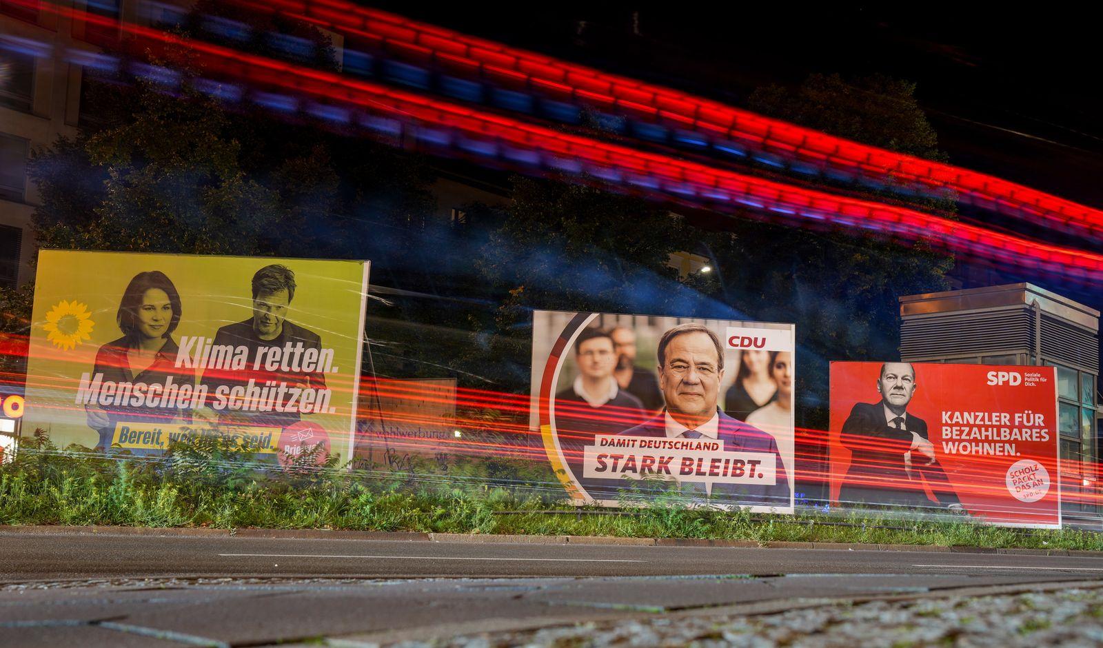 Wahlkampf - Berlin
