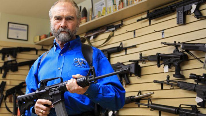 Waffen-Boom in den USA: Amerikas Killer-Accessoire