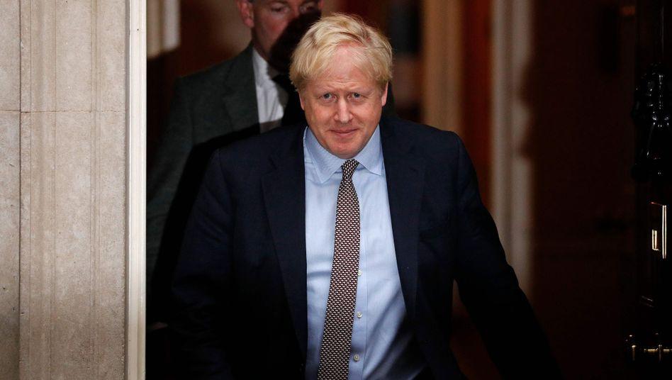 Boris Johnson wollte eine Neuwahl - führt die zum Erfolg?