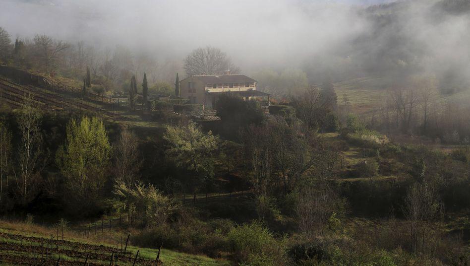 Bauernhaus in der Nähe von Siena: Teure Reformen belasten die Wirtschaft
