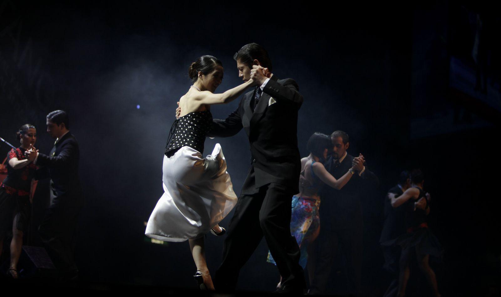 Tango Weltmeisterschaft