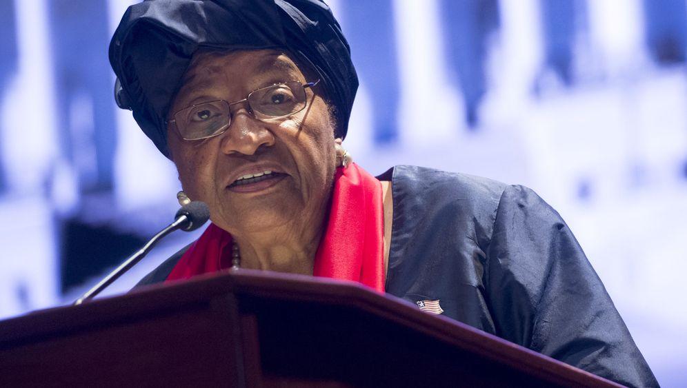 Liberia: Nachfolger für Johnson-Sirleaf gesucht