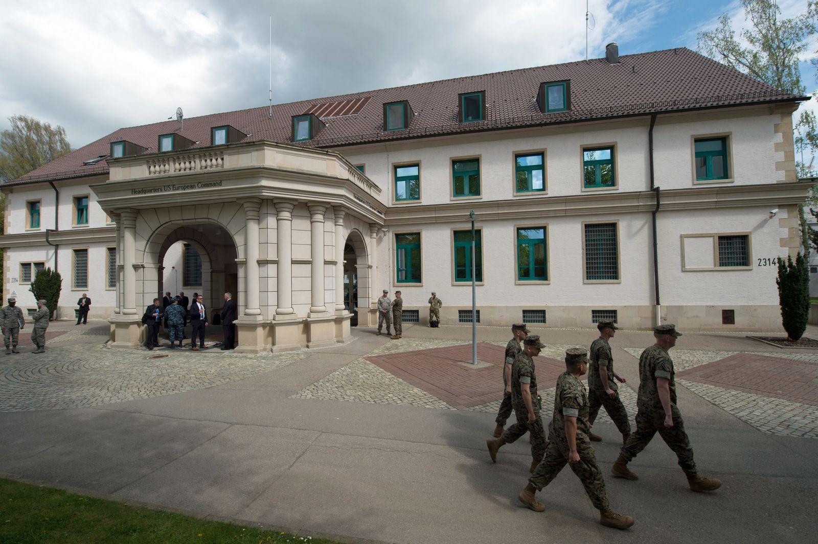 Deutschland gab fast eine Milliarde in zehn Jahren für US-Truppen