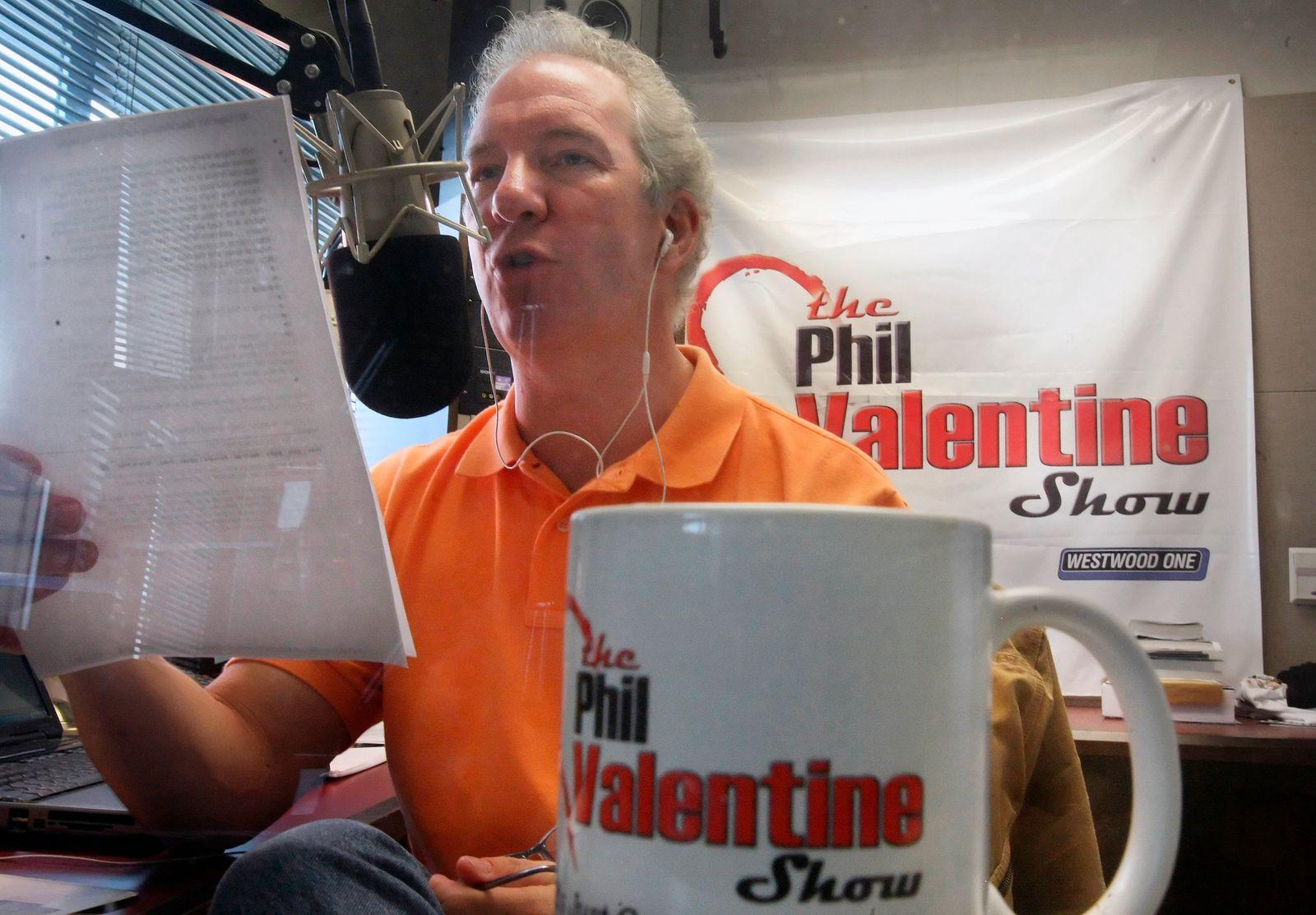 Obit Talk Radio Host Virus