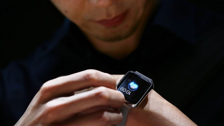 Apple Watch und iPhone 6: Sensationell intim