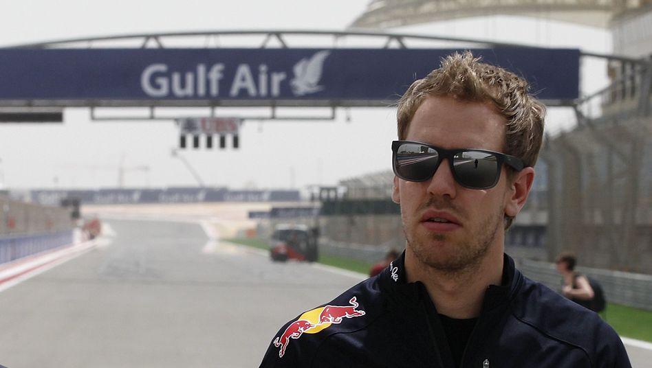 Weltmeister Vettel: Vertrag bei Red Bull bis 2014