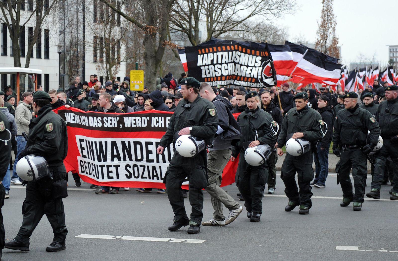 Demos in Dortmund