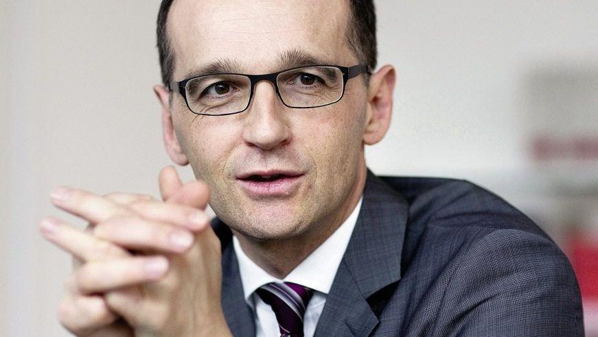 SPD-Politiker Maas »Später arbeite ich auch mal von zu Hause«