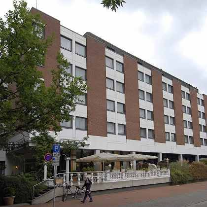 """""""Hotel am Stadtpark"""": Seit 15 Monaten steht es leer"""
