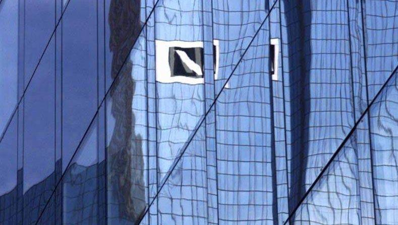 Zentrale der Deutschen Bank in Frankfurt am Main: Anruf am Vorabend