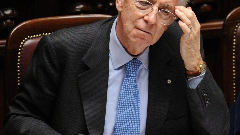 Regierungschef Monti: Massives Sparpaket hat für Vertrauen gesorgt