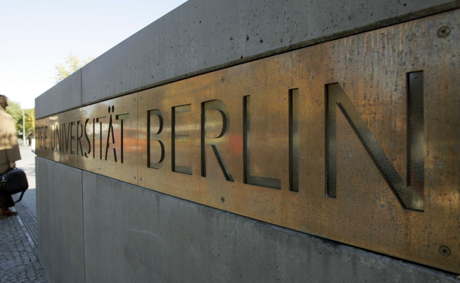 Ringen um Elite -Status - Freie Universität Berlin