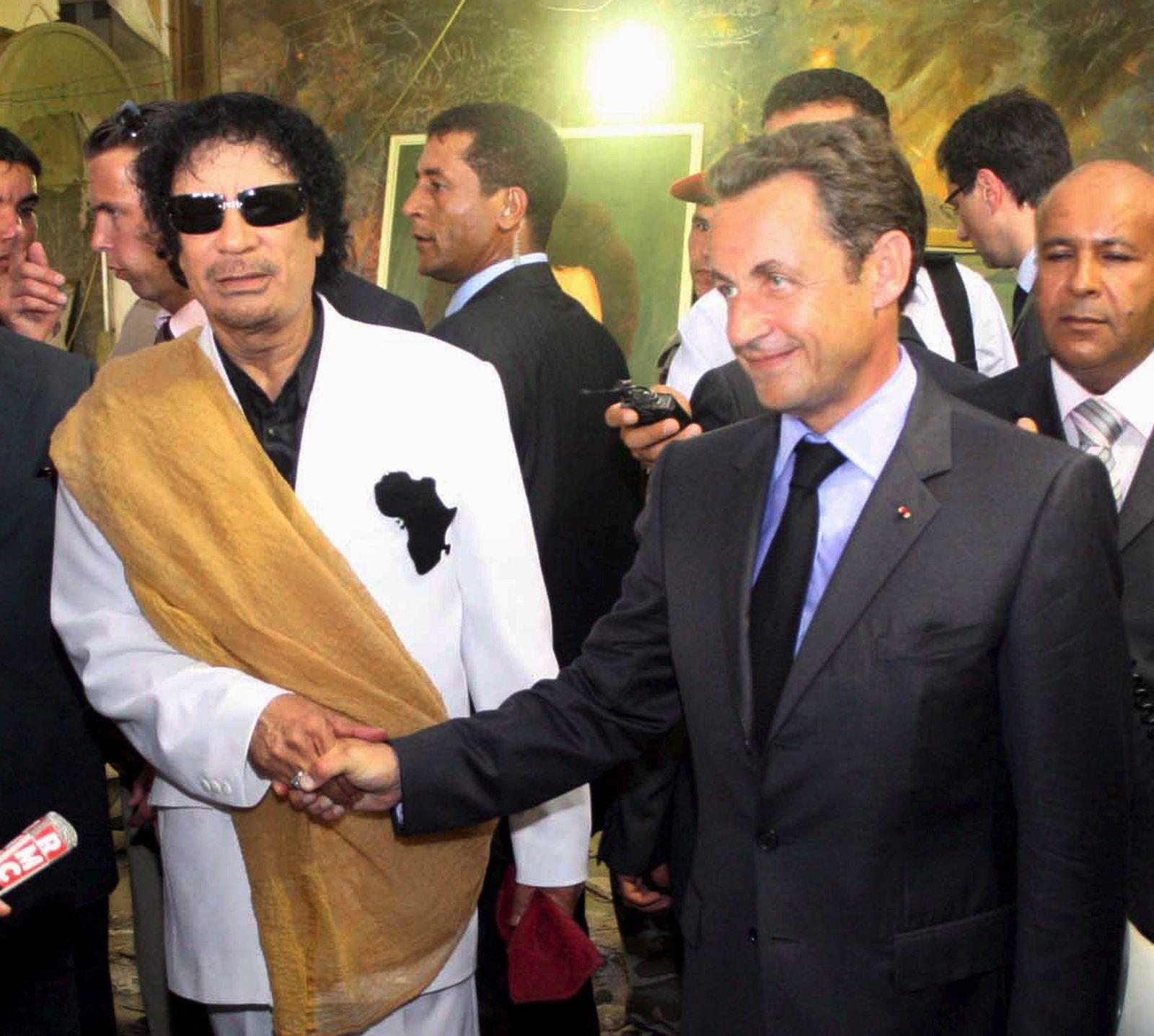 Frankreich bestätigt Waffendeal mit Libyen