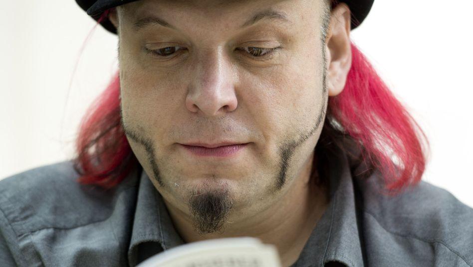 Piratenpartei-Mitglied Bruno Kramm: Mit Online-Petition gescheitert