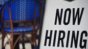 US-Arbeitslosenanträge auf niedrigstem Stand seit Beginn der Pandemie