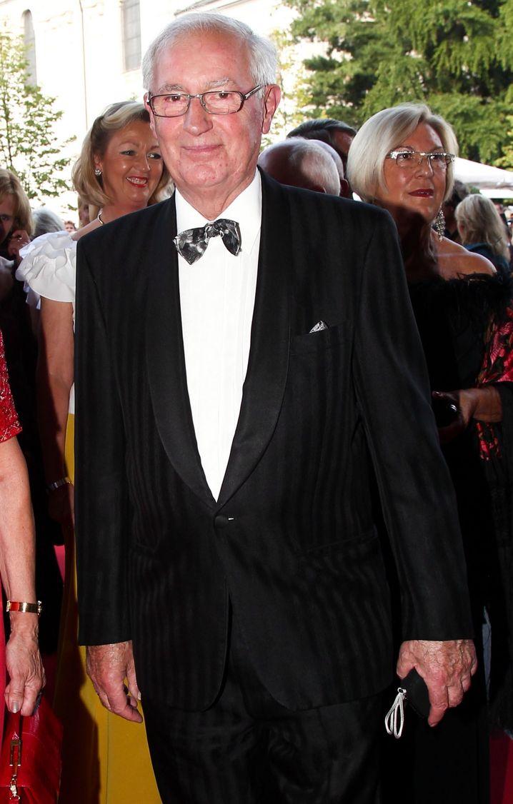 Erich Kellerhals (Archivbild von 2011)