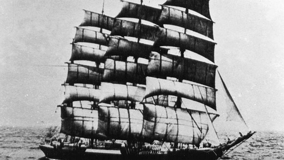 Kapitäne erzählen: Versprengt vor Valparaiso
