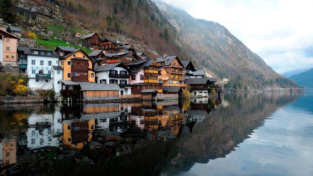 Plagiat: China kopiert österreichisches Dorf