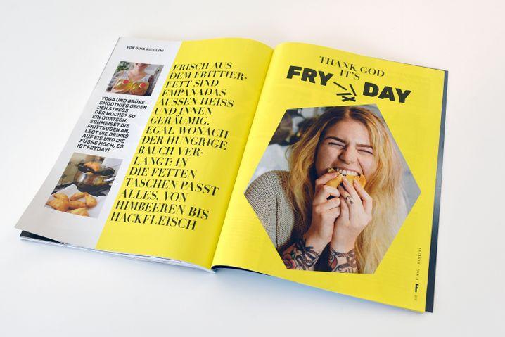"""""""Fryday"""": Diättipps fallen aus"""