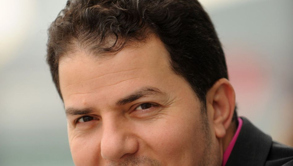 "Abdel-Samad (Archivbild): ""Er nimmt den Mordaufruf ernst"""