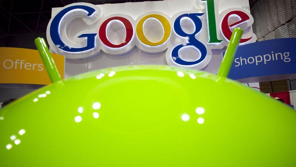 Google-Logo: Microsoft wirft dem Wettbewerber Datenschutz-Trickserei vor