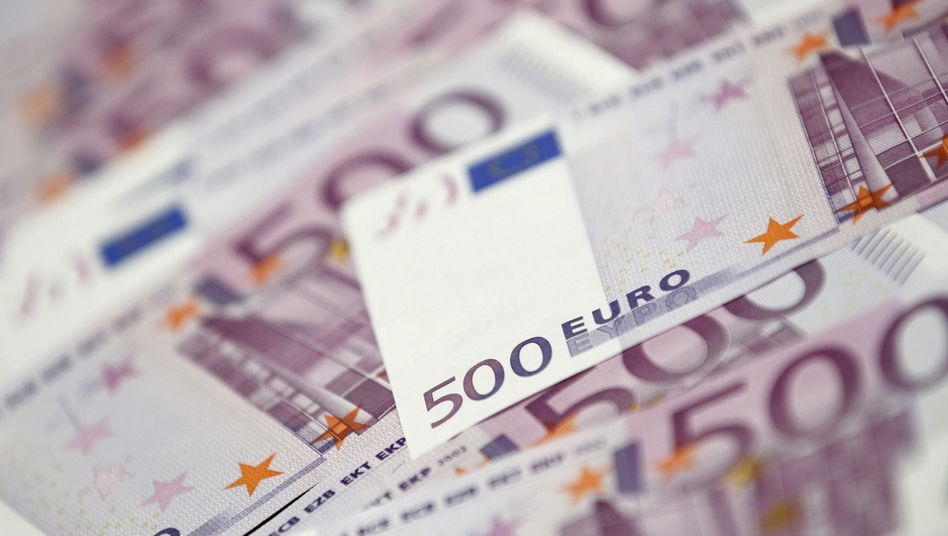 500-Euroscheine