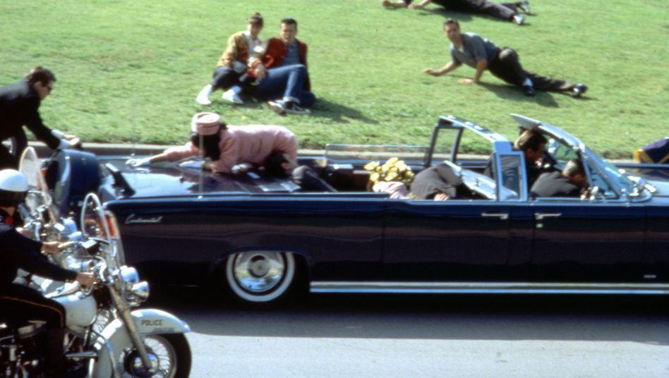 Kennedy-Ermordung: Hat der Kapitalismus mitgeschossen?