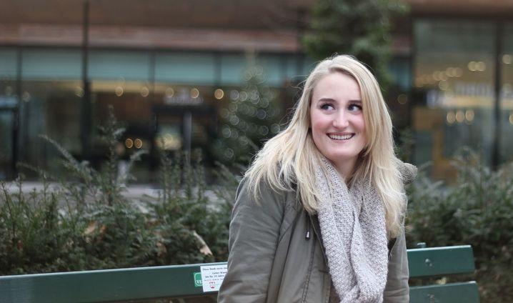 Carina, 22, studiert im sechsten Semester Politikwissenschaften in Innsbruck