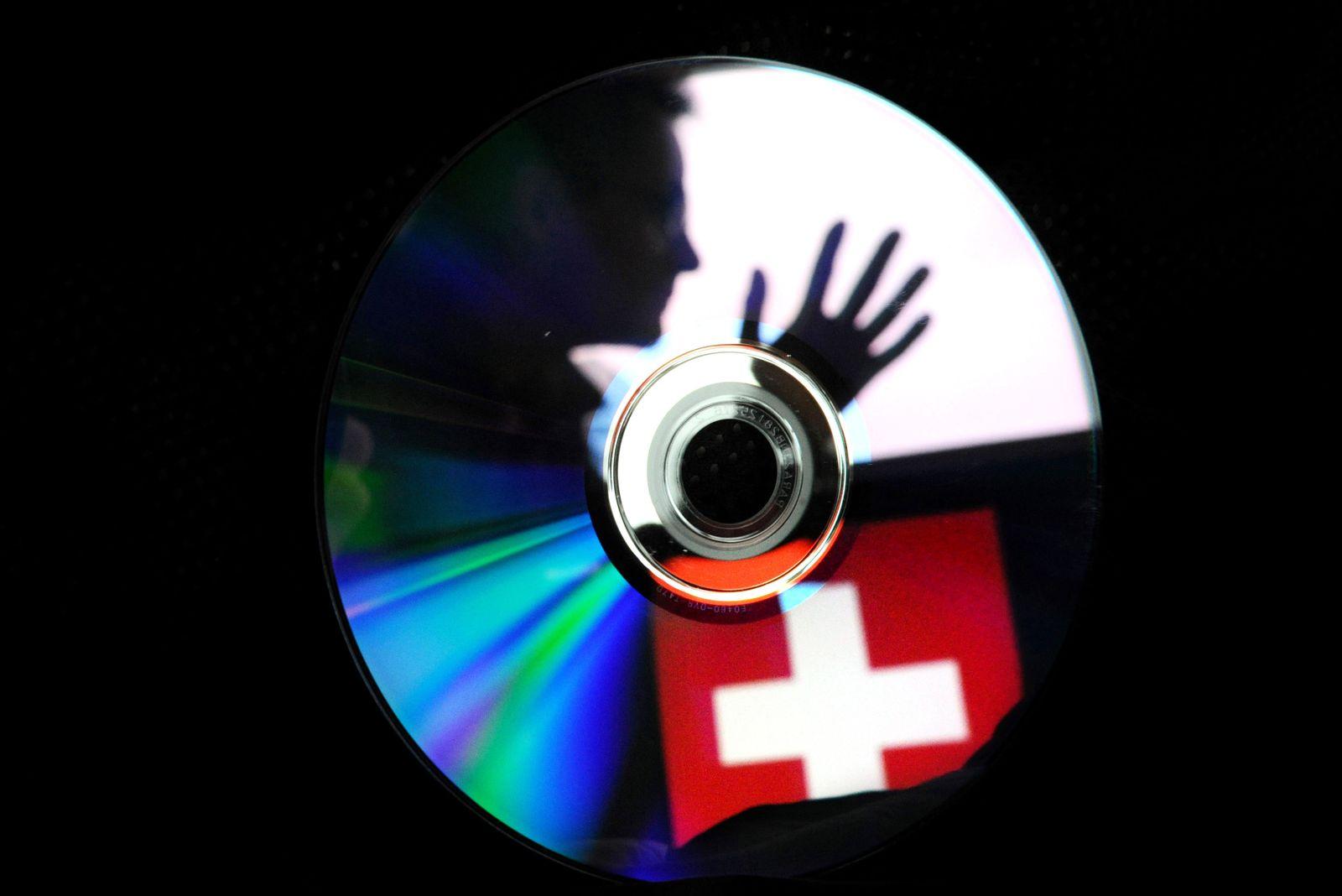 Steuer-CD / Steuerfahnder / CD / Schweiz