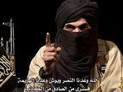 """Sein Gesicht zeigt """"Abu Talha"""" nicht: Screenshot aus dem Qaida-Video"""