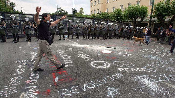 Griechenland: Tag der Entscheidung