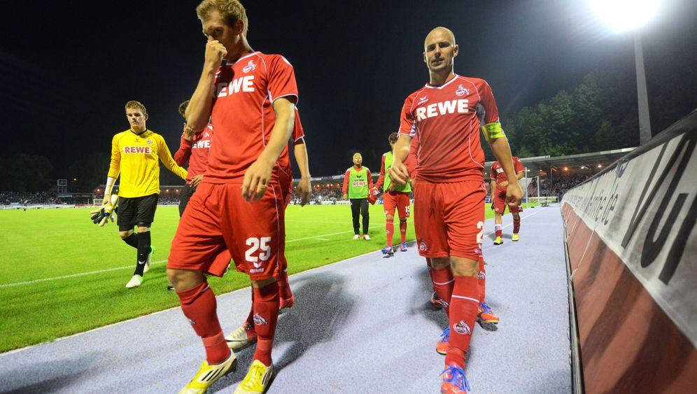 Zweite Bundesliga: Die Köln-Krise