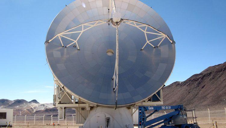Radiowellen Aus Dem All