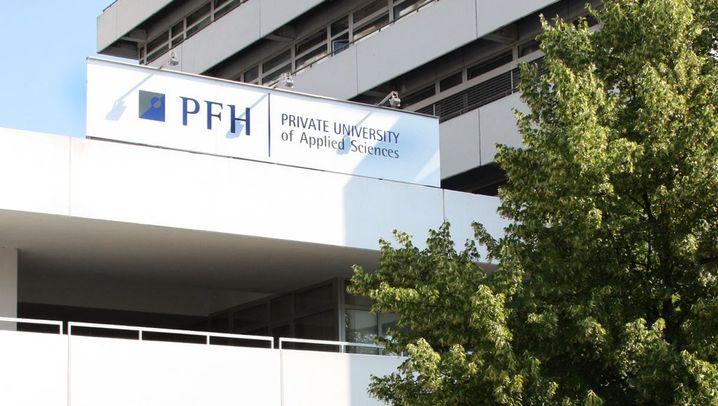 Deutsche Privat-Hochschulen: Die großen Zehn