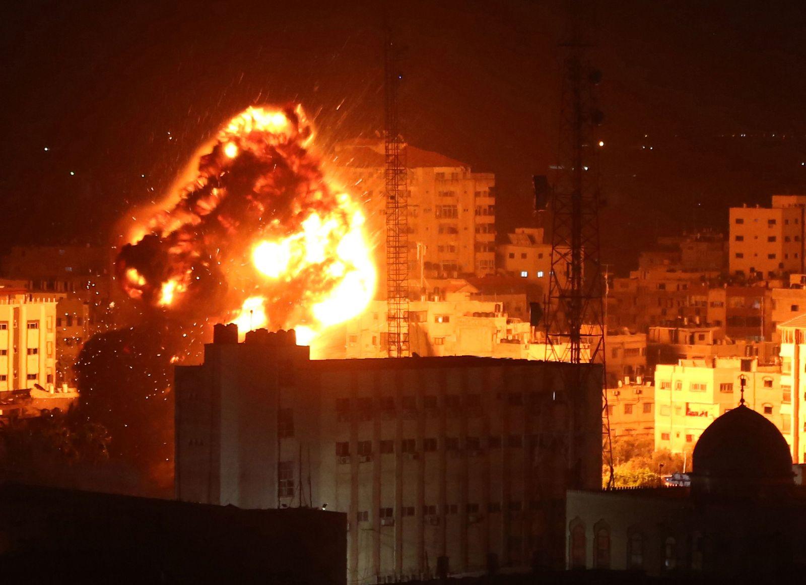 Israel/ Gaza